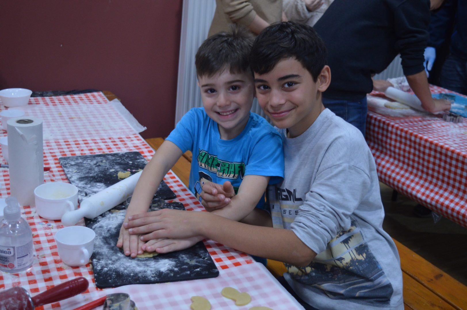 Backen Weihnachtsfest